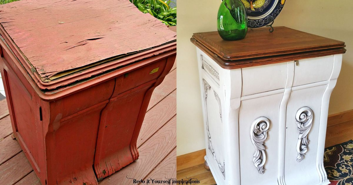 - Ugly Beast Turned Beauty Antique Record Player Redo Hometalk