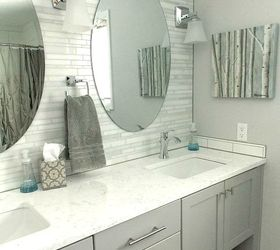 Small On Suite Bathroom Ideas Part - 37: Master Suite Makeover And Guest Bath Too, Bathroom Ideas, Bedroom Ideas, Small  Bathroom