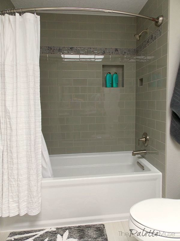 Master Suite Makeover And Guest Bath Too Hometalk - Guest bathroom tile ideas