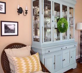 Superb Painting A China Cabinet, Chalk Paint, Painted Furniture Part 32