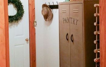 Creative Pantry Solution for Small Spaces