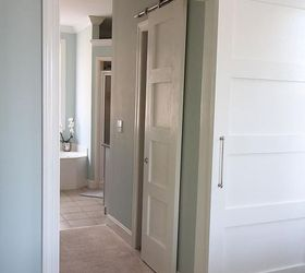 modern barn doors solution for awkward spaces bedroom ideas doors & Modern Barn Doors: Solution for Awkward Spaces | Hometalk