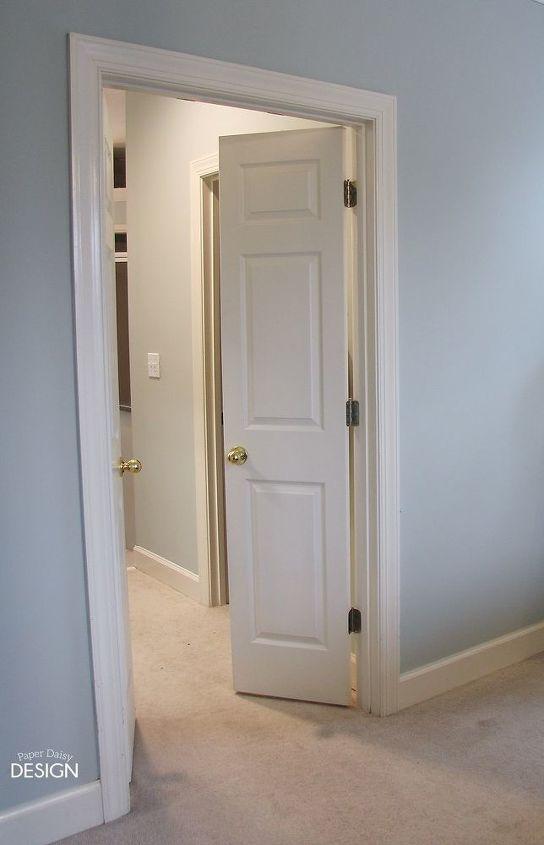 modern barn doors solution for awkward spaces, bedroom ideas, doors