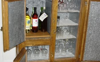 Ice Box to Wine Cabinet