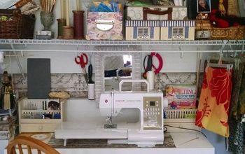 My Secret Sewing Closet