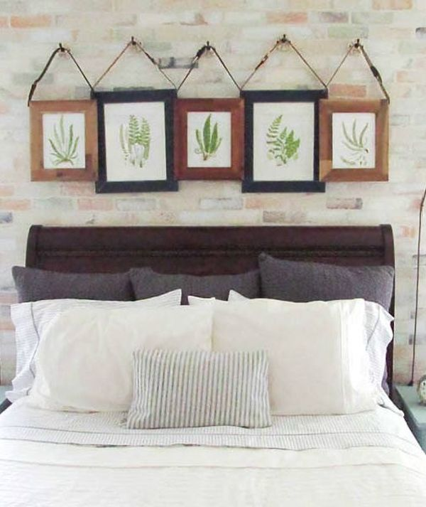 12 Crazy Creative Ways To Fill Your Empty Walls (On A Budget ...