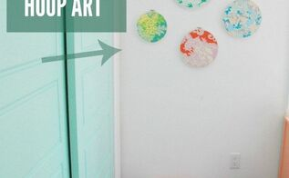 how to diy embroidery hoop art, bedroom ideas, crafts, how to, wall decor