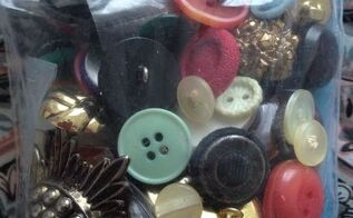 q buttons buttons buttons, crafts, repurposing upcycling