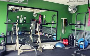 Cheap Home Gym