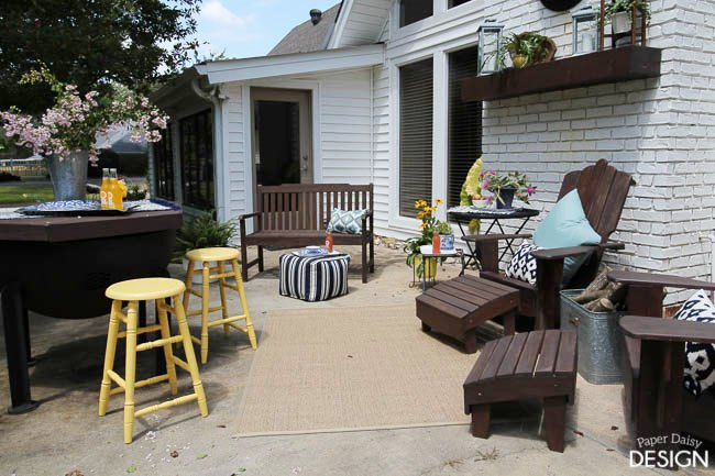 build it hexagon tabletop or fire pit cover hometalk