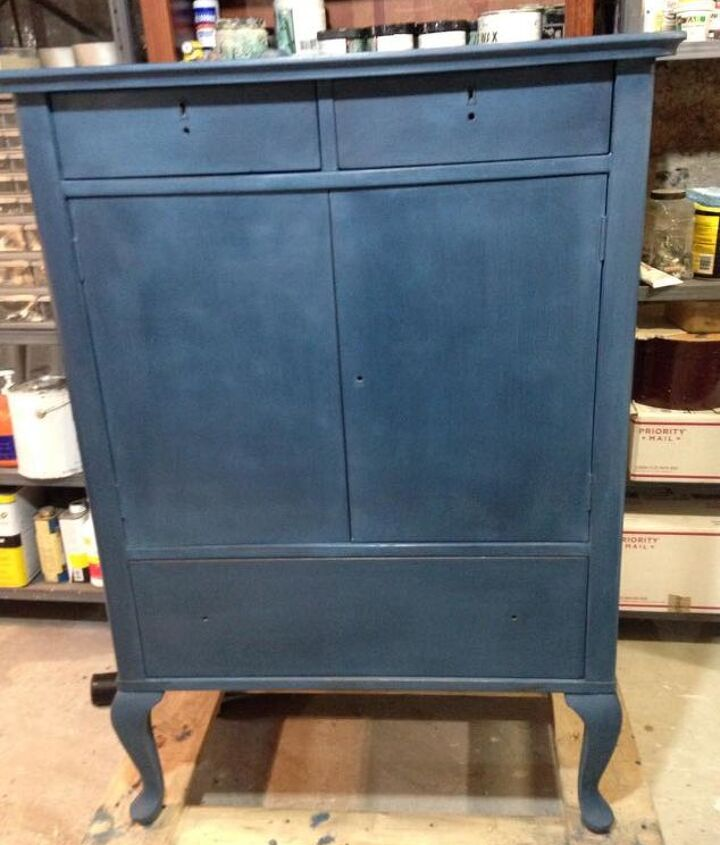 patriots dresser by twin s chic, painted furniture