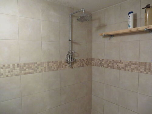 Is It Possible To Have A Tile Shower In A Mobile Home Hometalk
