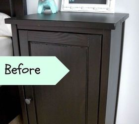 Ikea Hack Customize A Hemnes Nightstand With Reclaimed Wood, Painted  Furniture, Repurposing Upcycling