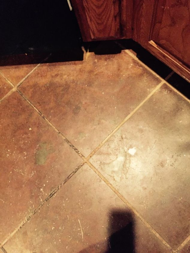 Q We Want To Know What Use Clean A Stained Concrete Floor Cleaning
