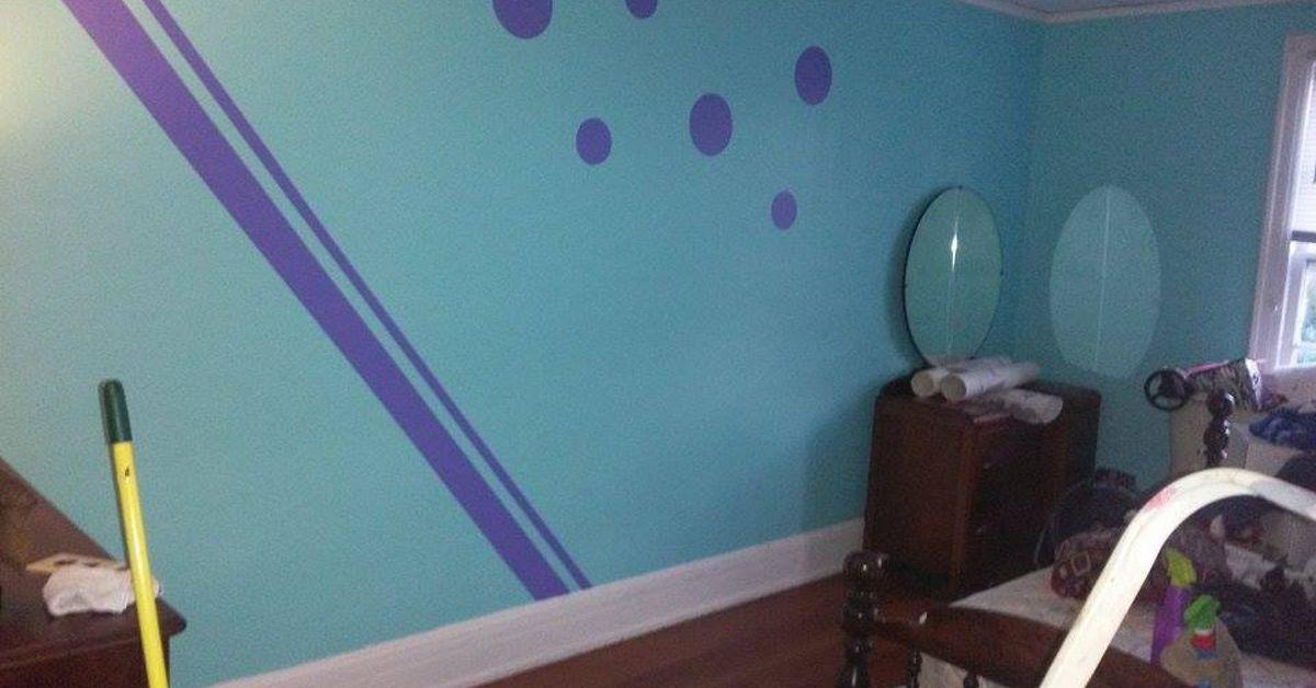 Turquoise And Purple Tween Room Hometalk