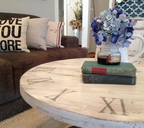 Charmant Round And Round We Go The Story Of My Diy Coffee Table, Diy, Painted