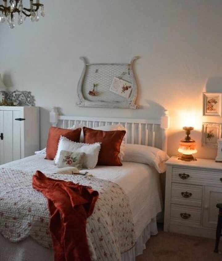 headboard from a crib rail, bedroom ideas, repurposing upcycling