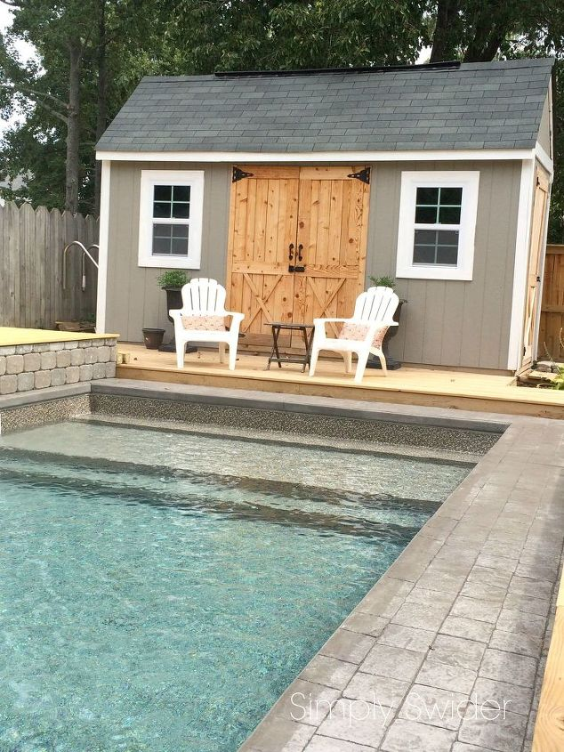 Backyard Makeover One Year Later Hometalk
