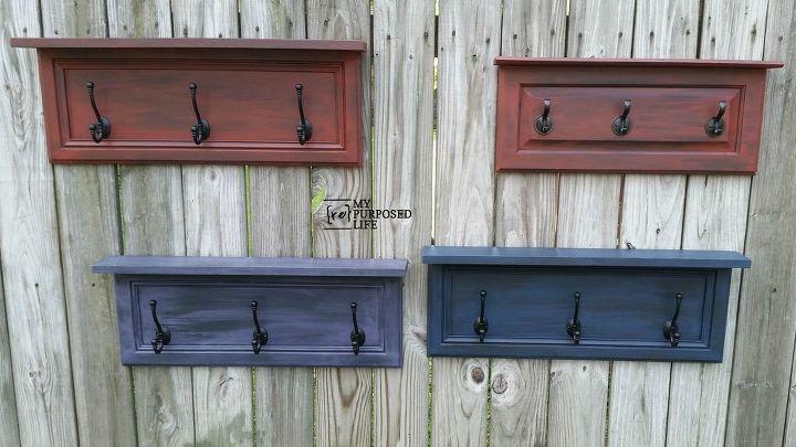 Cabinet Door Coat Racks Hometalk