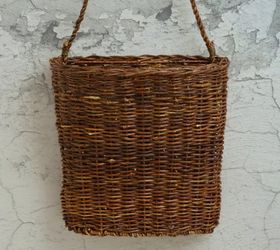 fall front door basket crafts seasonal holiday decor & Fall Front Door Basket | Hometalk