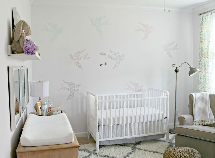 Baby S Nursery Bedroom Ideas Wall Decor