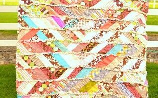 it s fall ya ll rag quilt tutorial, crafts, how to