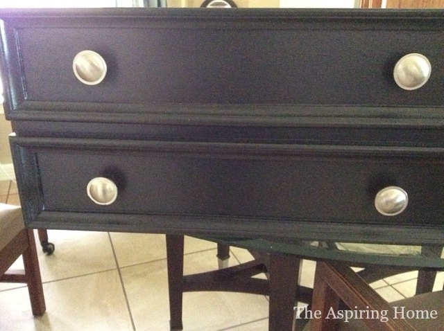 nightstand makeover, painted furniture, repurposing upcycling