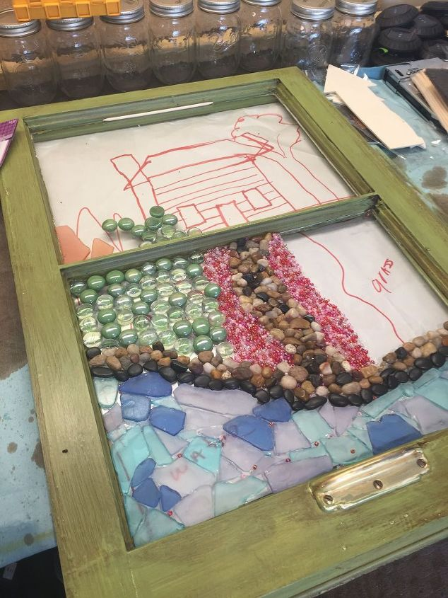 Best How to Create Garden Art With Flat Marbles | Hometalk SX74