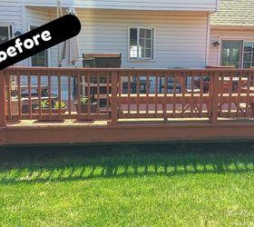 Deck Cover A Diy Outdoor Space Makeover Story, Decks, Diy, Outdoor Living,