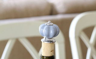 diy wine bottle stopper, crafts, repurposing upcycling