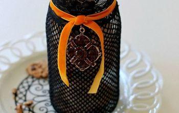 The Easiest Halloween Treat Jar