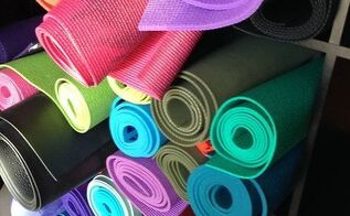 diy cleaning eco friendly exercise mat spray wash, cleaning tips, go green