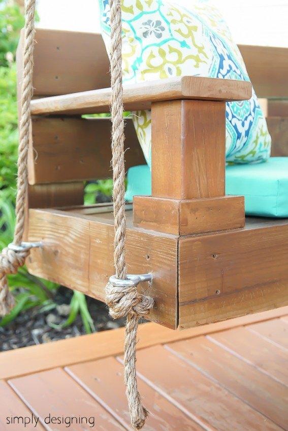 Build a porch swing hometalk build a porch swing diy how to outdoor furniture outdoor living solutioingenieria Gallery