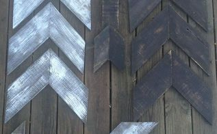 how to make pallet wood arrows, crafts, diy, how to, pallet, repurposing upcycling, woodworking projects