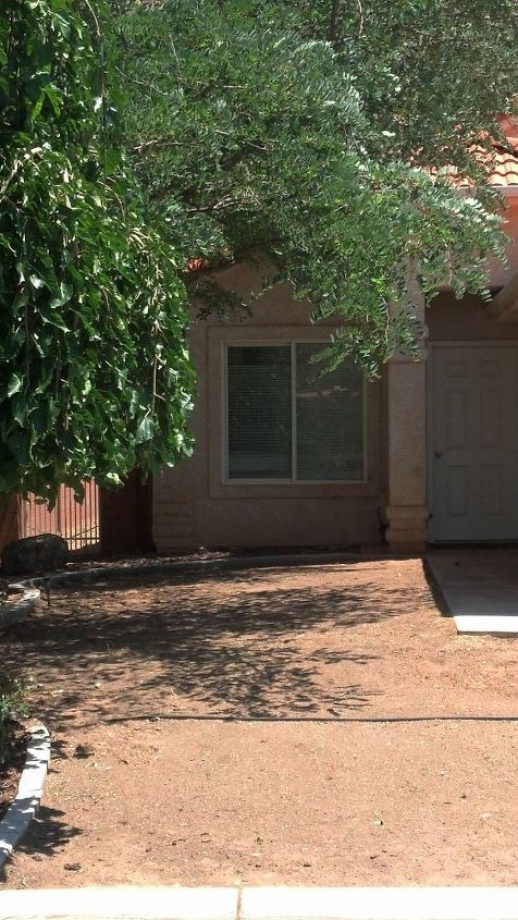 from an ugly dirt yard to a beautiful oasis, curb appeal, gardening, landscape