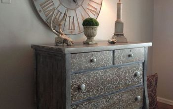 how to do a weathered wood finish on furniture, how to, painted furniture