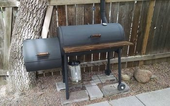 Giving an Old Rusty Smoker New Life