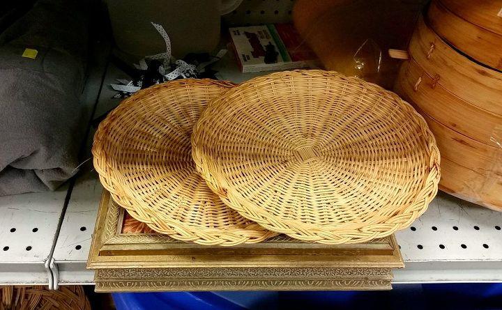Wicker Paper Plate Holder Jack-o-Lantern Door Hanger | Hometalk