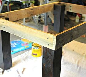 Easy Pallet and Glass Coffee Table Hometalk