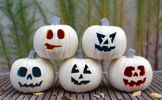 reversible pumpkins for halloween thanksgiving, crafts, halloween decorations, seasonal holiday decor, thanksgiving decorations