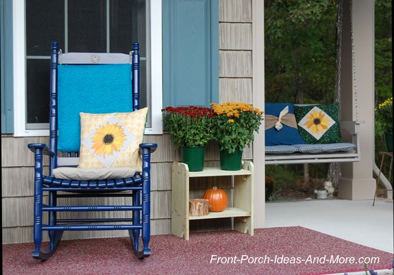 cute inexpensive wood stands for porch decor hometalk