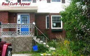 how to deal with a neighbor s bad curb appeal, curb appeal, how to, Is your neighbor s bad curb appeal dragging