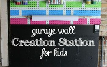 Pegboard Creation Station