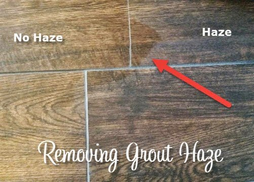 Removing Grout Haze From Tile | Hometalk