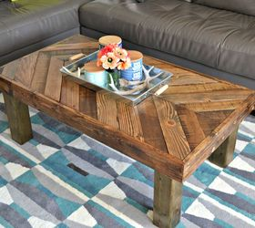 DIY Pallet Coffee Table Hometalk