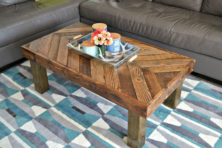Diy Pallet Coffee Table Living Room Ideas Painted Furniture