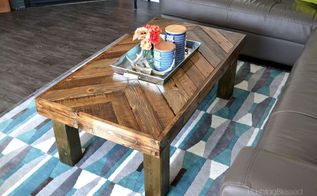 diy pallet coffee table, diy, living room ideas, painted furniture, pallet, repurposing upcycling