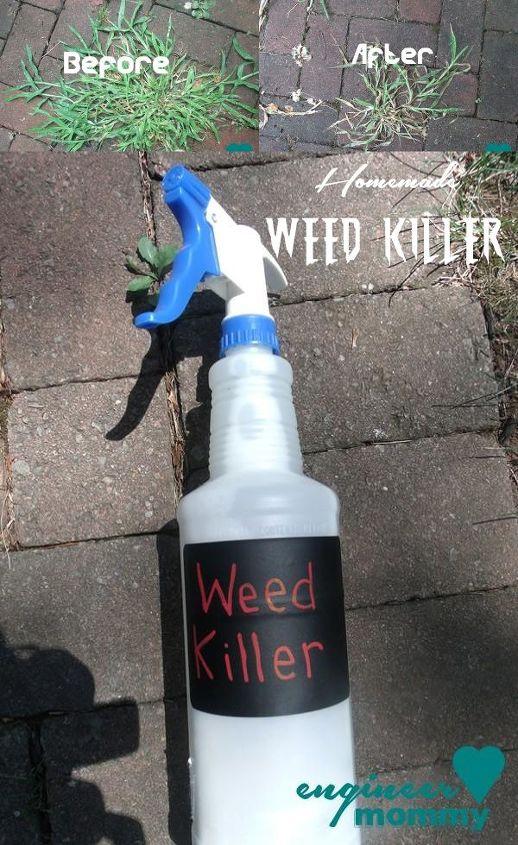 diy weed killer, gardening
