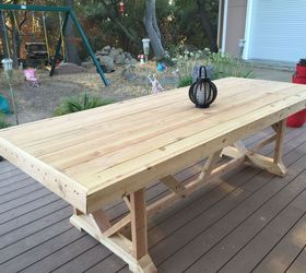Captivating Diy Large Outdoor Dining Table Seats 10 12, Diy, Outdoor Furniture, Outdoor  Living