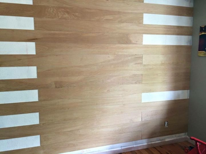 Shiplap Wall On A Budget Dining Room Ideas Diy Painting Decor